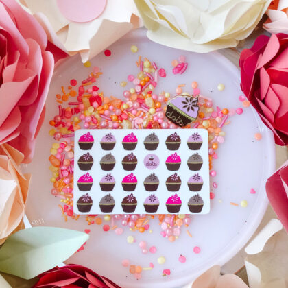 Dots Cupcake Gift Card