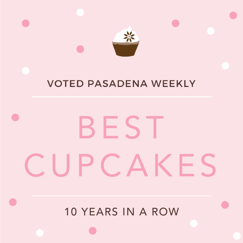 Dots Cupcakes | Baked Fresh Daily